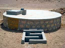 Water Harvesting Tank
